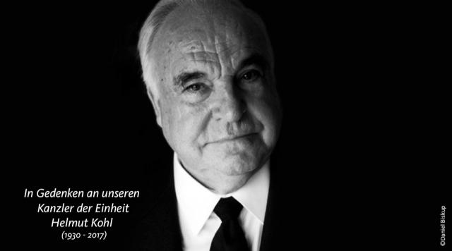 CDU Landesverband Brandenburg - Die CDU Brandenburg gedenkt Helmut Kohl